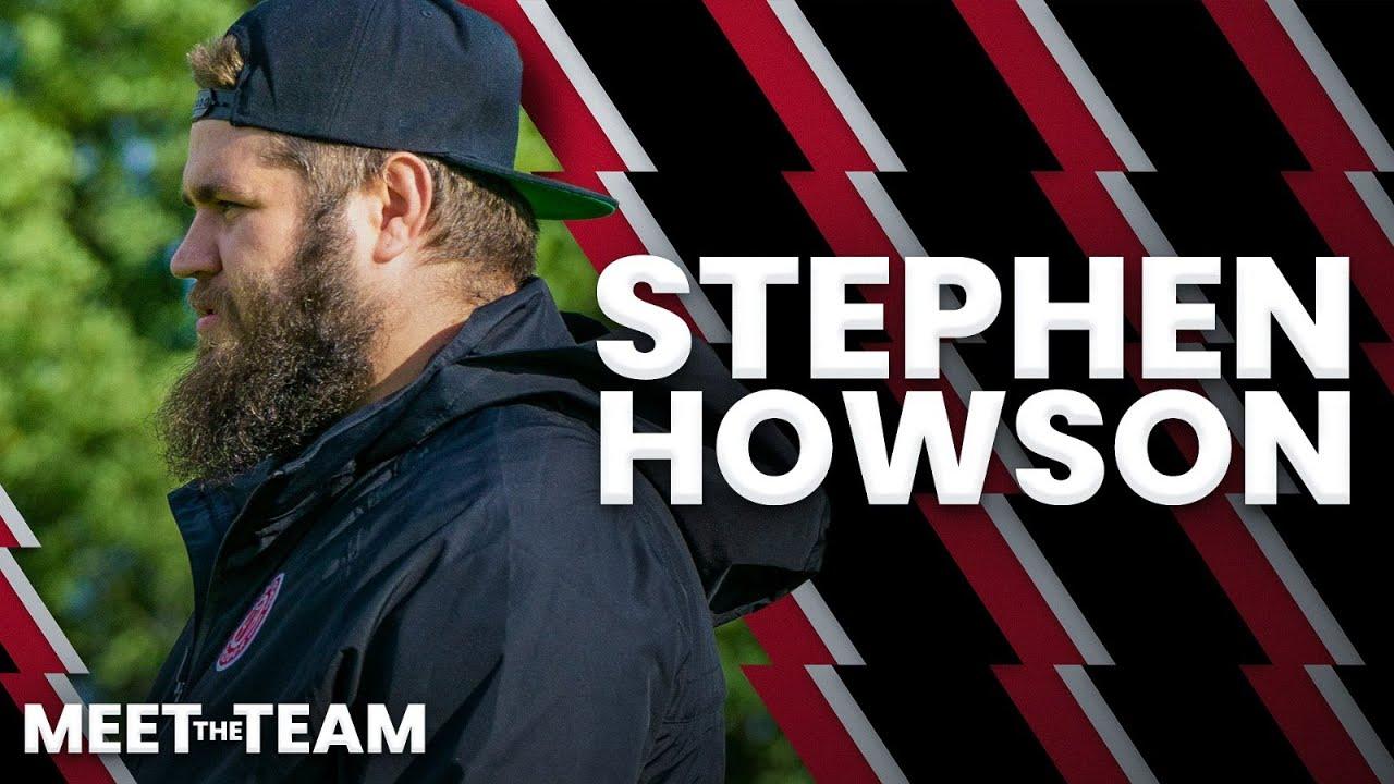Meet The Team: Stephen Howson