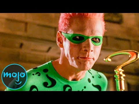 Top 10 Over The Top Supervillain Portrayals