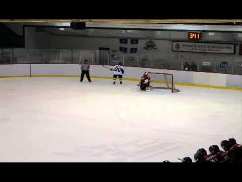 Brandon McCulloch Shoot-Out Goal