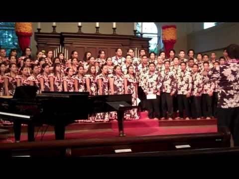 LOKAHI 2010: Kamehameha Schools Concert Glee Club