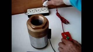 УНІКАЛЬНИЙ КЛАПАН КЕМ-НБ-02 - газовий клапан електромагнітний імпульсний