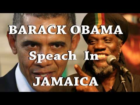 STEPPIN RAZOR 09/04/2015 Obama Speech in Jamaica ONLY