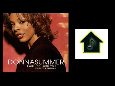 Donna Summer - I Will Go With You (Con Te Partiró) (Club 69 Future Mix)