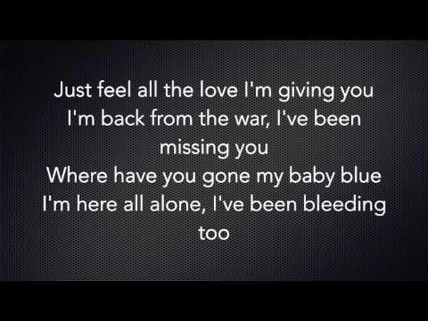 VOLBEAT FT. SARAH BLACKWOOD - Lonesome Rider (Lyrics)