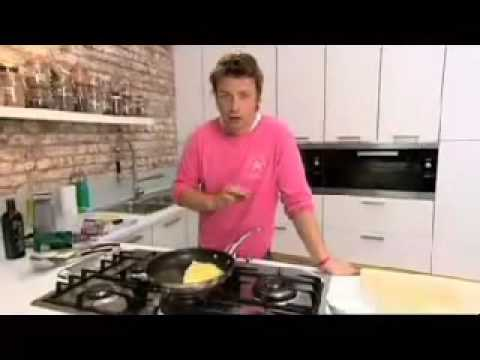 Jamie Oliver makes The Perfect Omelette