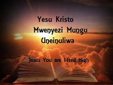 Swahili Worship nonstop 2