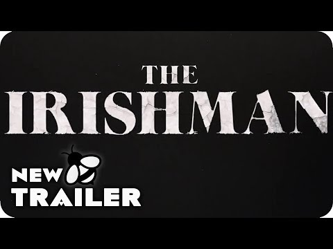 THE IRISHMAN Teaser Trailer (2019) Netflix Movie