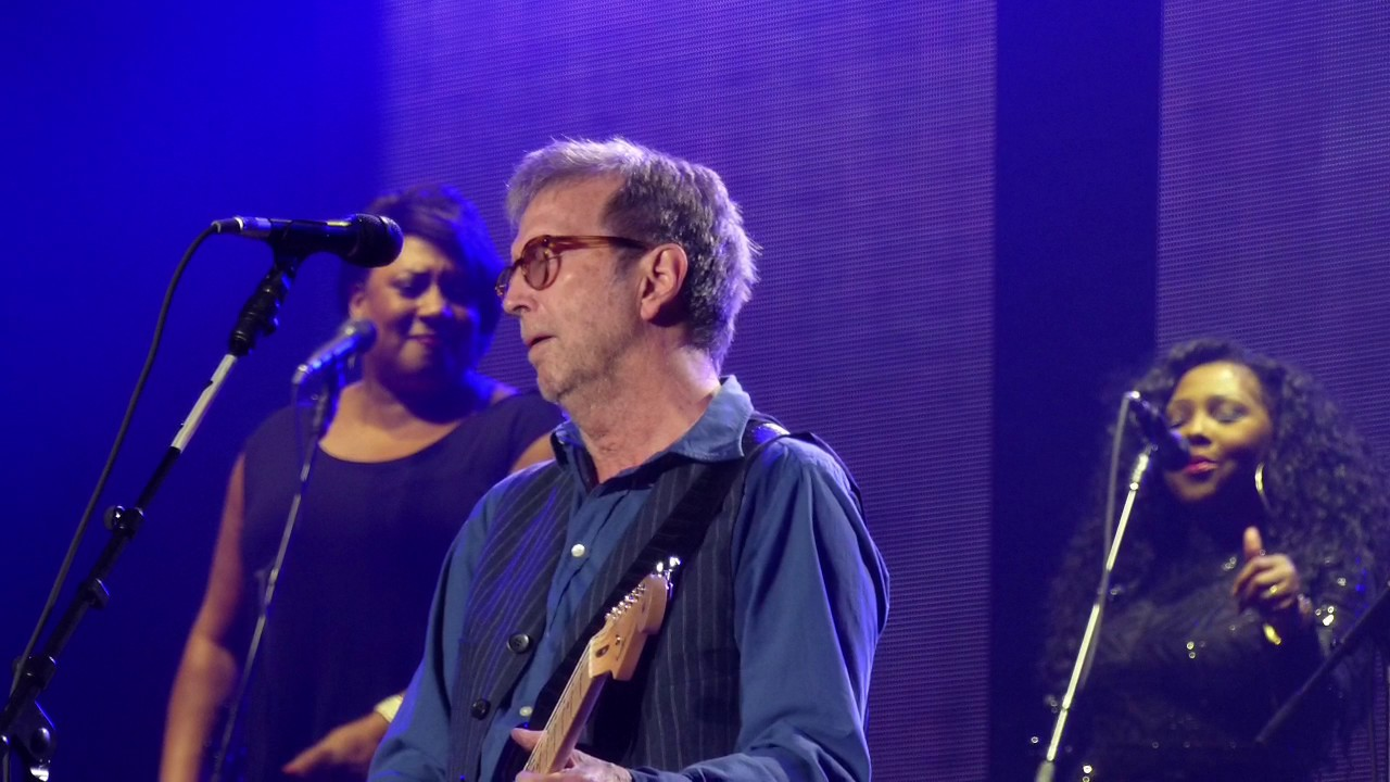 Eric Clapton And Friends Madison Square Garden 2017 Youtube