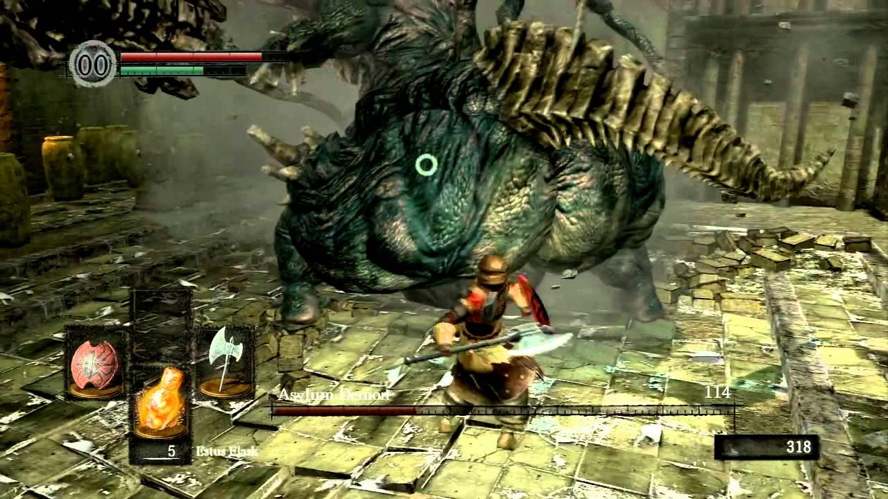 Dark Souls 2 2014 All Cutscenes Walkthrough Gameplay: Dark Souls [PS3] Intro + Bandit Gameplay [1/2][HD]