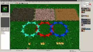WarCraft 3. Урок по WE #3 - триггеры ч.6 (диалоговое окно/система)