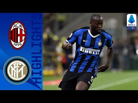 Milan 0-2 Inter | Inter Take The Win In Milan Derby! | Serie A