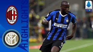 Milan 0-2 Inter   Inter Take The Win In Milan Derby!   Serie A
