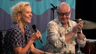 JazzBaltica: Talk mit Katja Riemann & Nils Landgren