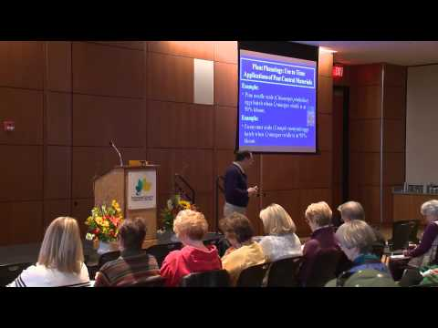 Dr. Ray Cloyd, Sustainable Pest Management