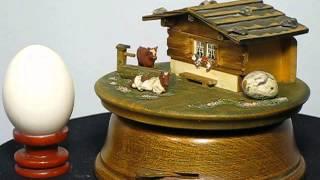 Cottage Music Box Series