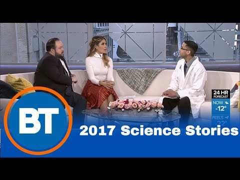 3 top science stories of 2017 you likely missed