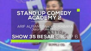 Arif Alfiansyah - Jalan Pakai Mata (SUCA 2 - 35 Besar Group 6)