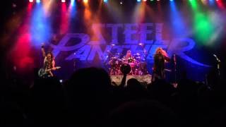 "Steel Panther ""Eyes Of A Panther"" ""Tomorrow Night"" ""Fat Girl"" Live"