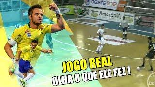 FALCÃO HUMILHOU NO JOGO REAL !!