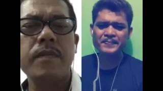 NIXON TRIO LAMTAMA VS MAHULAE -SMULE MARTOPAK SADA TANGAN
