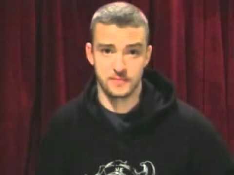 Justin Timberlake interview 2006