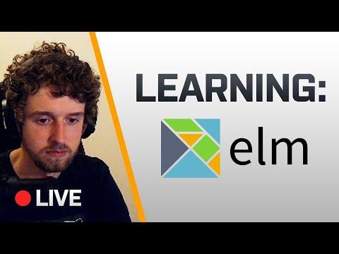 Learning Elm - Programming Stream - 16-10-2019