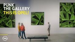 Der neue Opel Mokka betritt die Bühne. Punk the Gallery!