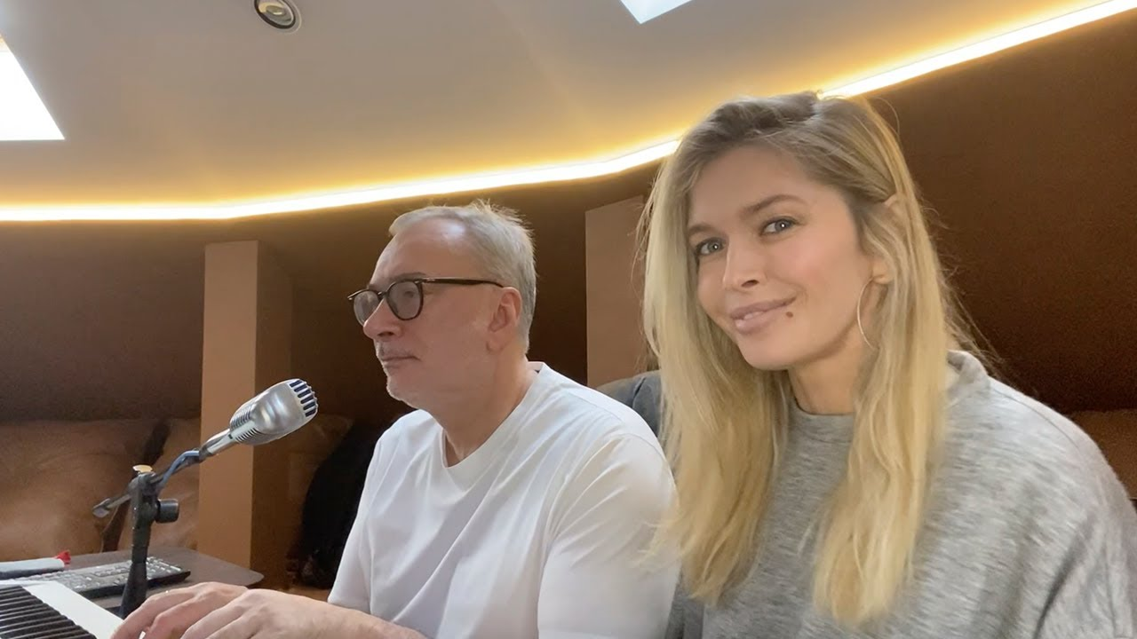 Вера Брежнева и Константин Меладзе — Хорошие Новости [Live Version]