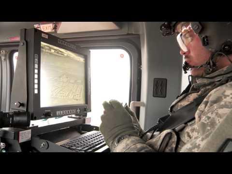 UH-72A Lakota - Mission Equipment Package