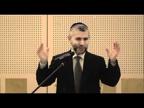 Rav Zamir Cohen à Paris - Public Féminin en Francais