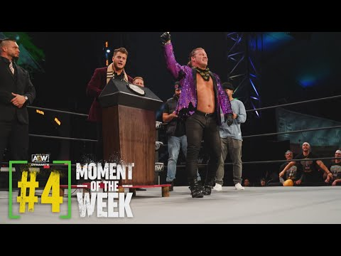 MJF's Induction Into the Inner Circle - What's Next? | AEW Dynamite, 11/11/20