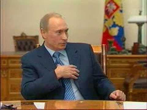 Putin's interview for Reuters