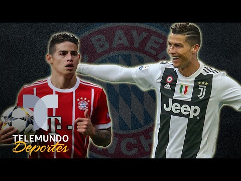 ¿Bayern, Madrid o Juventus? El incierto futuro de James Rodríguez | Telemundo Deportes