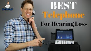 Best Landline Telephone for Hearing Loss | CapTel Captioned Telephone