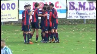 Fortis Juventus-Aquila Montevarchi 0-3 Eccellenza Girone B