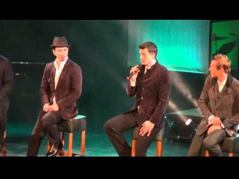 Canadian Tenors Song for the Mira Roermond Netherlands