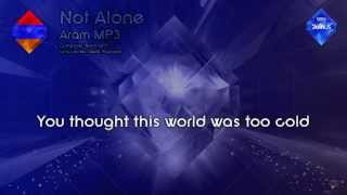 "Aram MP3 - ""Not Alone"" (Armenia)"