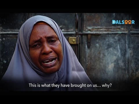 Dilalka Dilalka Amisom - Amisom killings: Somalis Demand #AmisomAccountability