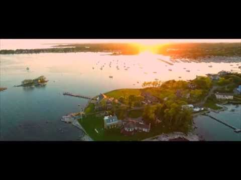 Fishers Island Sound // Drone Summer 2016
