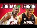 Michael Jordan or LeBron James? Mayweather Boxing Club chooses the GOAT