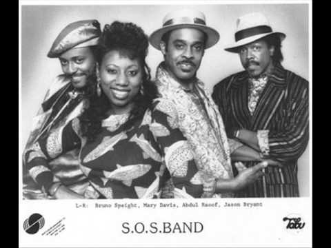 S.O.S. Band - The Finest (Greg Steel Remix)