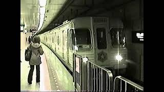 [札幌市営地下鉄]東西線6000形試作電車(プロトタイプ)その2