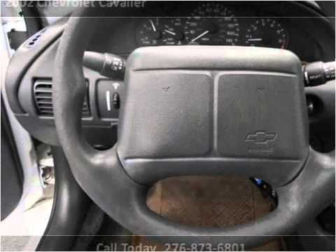2002 Chevrolet Cavalier Used Cars Honaker VA. Modern Chevrolet Sales