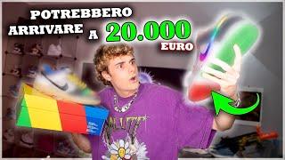 LA NIKE APPENA USCITA CHE ARRIVERÁ A 20.000€?! *ora sta a 500€*