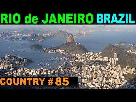 A Tourist's Guide to Rio de Janeiro, Brazil