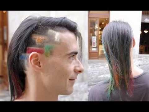 Popular Crazy Hair Dye Ideas