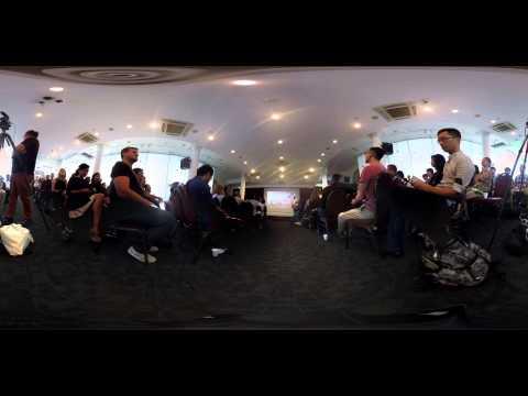 Creative Morning Singapore 360 Video test