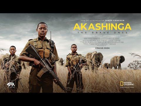 Akashinga: The Brave Ones Trailer   National Geographic