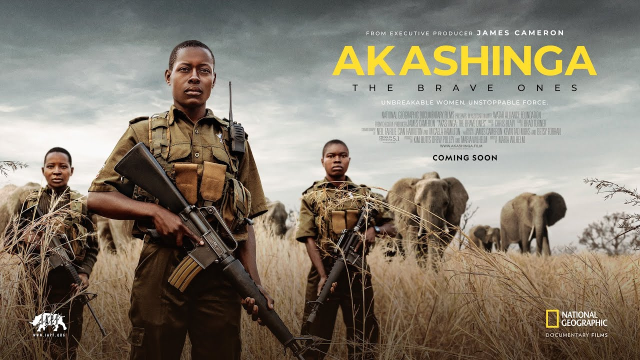 Akashinga: The Brave Ones Trailer | National Geographic