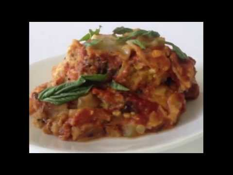 Vegan & Gluten Free Slow Cooker Lasagna Recipe